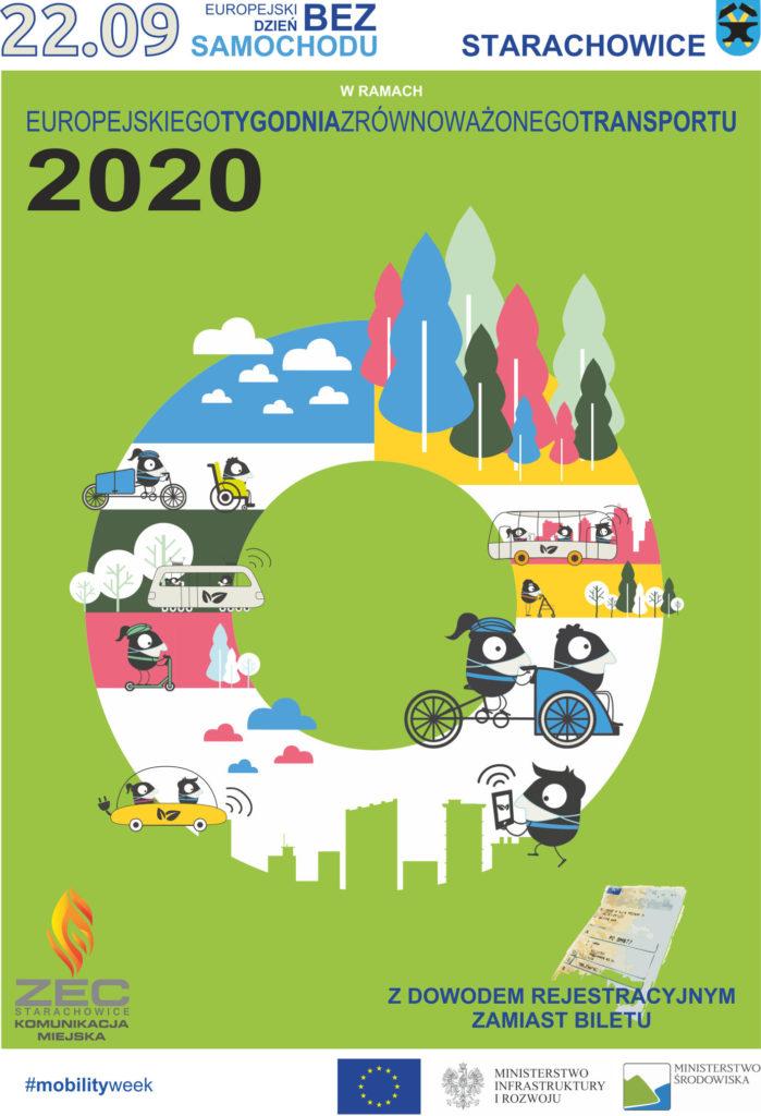 #mobilityweek #EuropejskiTydzieńZrównoważonegoTransportu